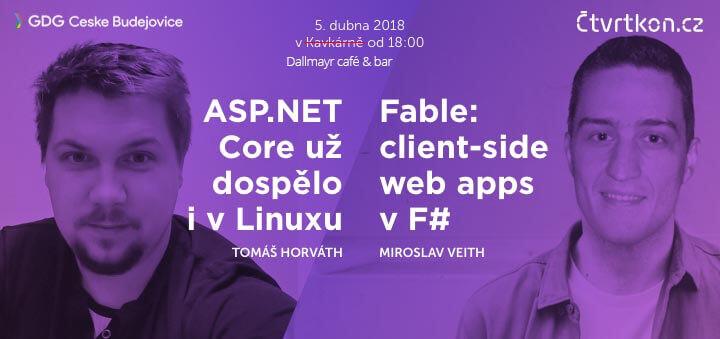 DEV Čtvrtkon #67 - Tomáš Horváth a Miroslav Veith