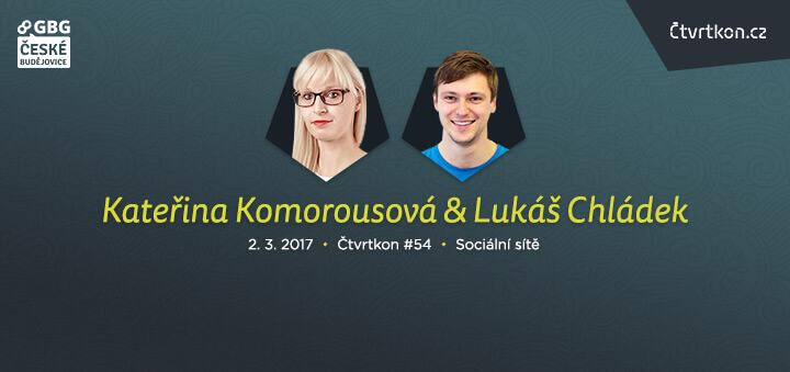 Čtvrtkon #49 - Sociální sítě